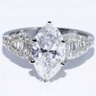 2,71 ct diamantring