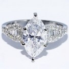 2,71 ct diamantring