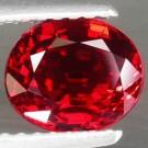 Meget smuk 3,15 ct. Burma rød rubin